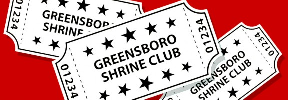 Greensboro Shrine Club Raffles